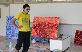 studio for Japanese artists program