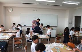 開智学園望小学校アフタースクール アートコース