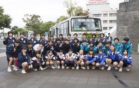 ENPOKU ART 2016 Bus Tour for Junior High School Students